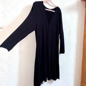 Black Charlotte Russe + plus Dress Size 2X